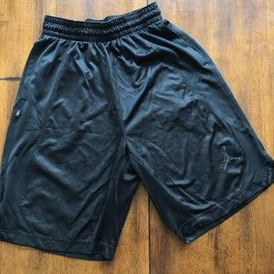 Nike Jordan Dri-Fit Pattern Basketball Shorts Med